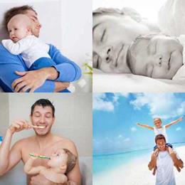 4 fotos 1 palavra 3 letras solução PAI