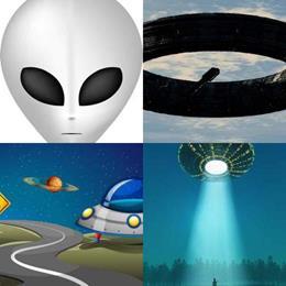 4 fotos 1 palavra 4 letras solução ÓVNI
