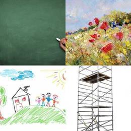 4 fotos 1 palavra 6 letras solução QUADRO