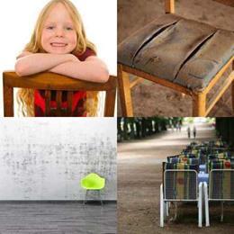 4 fotos 1 palavra 7 letras solução CADEIRA