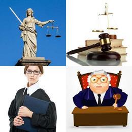 4 fotos 1 palavra 7 letras solução JUSTIÇA