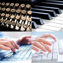 4 fotos 1 palavra 7 letras solução TECLADO