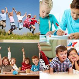 4 fotos 1 palavra 8 letras solução CRIANÇAS