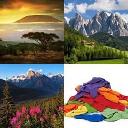 4 fotos 1 palavra 8 letras solução MONTANHA